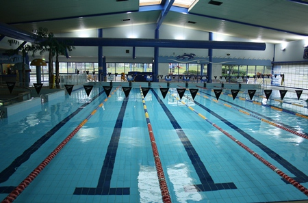 Macquarie fields leisure centre campbelltown city council - Campbell community center swimming pool ...