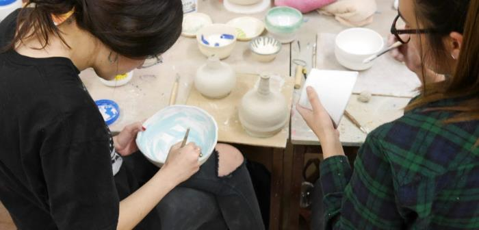 Tuesday Ceramics workshop