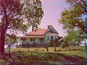 The Kraal, a historic home photographed in 1998