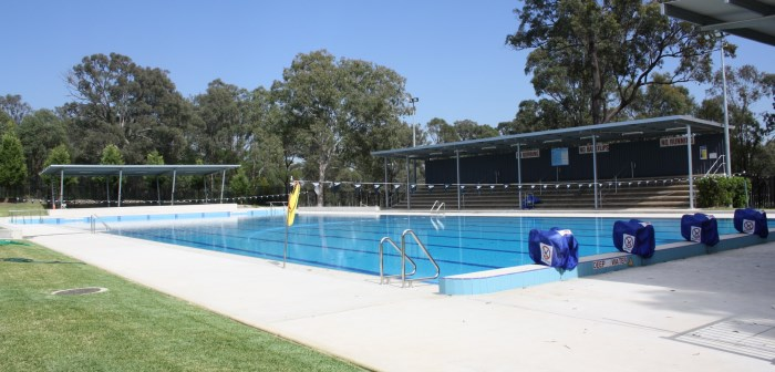 Exclusive Use At Macquarie Fields Leisure Centre Campbelltown City Council