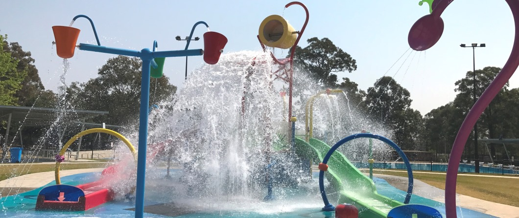 Macquarie Leisure Centre Water Park