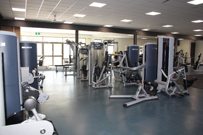 Macquarie fields fitness & indoor sports centre campbelltown city