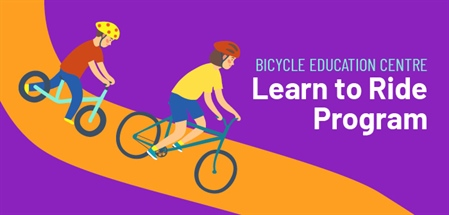 Learn To Ride Program Logo