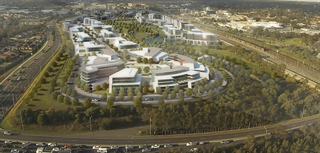 Campbelltown proposed business park