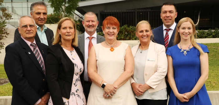 Western Sydney City Deal Launch Mayors