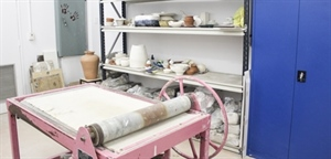 Image of Ceramics Studio