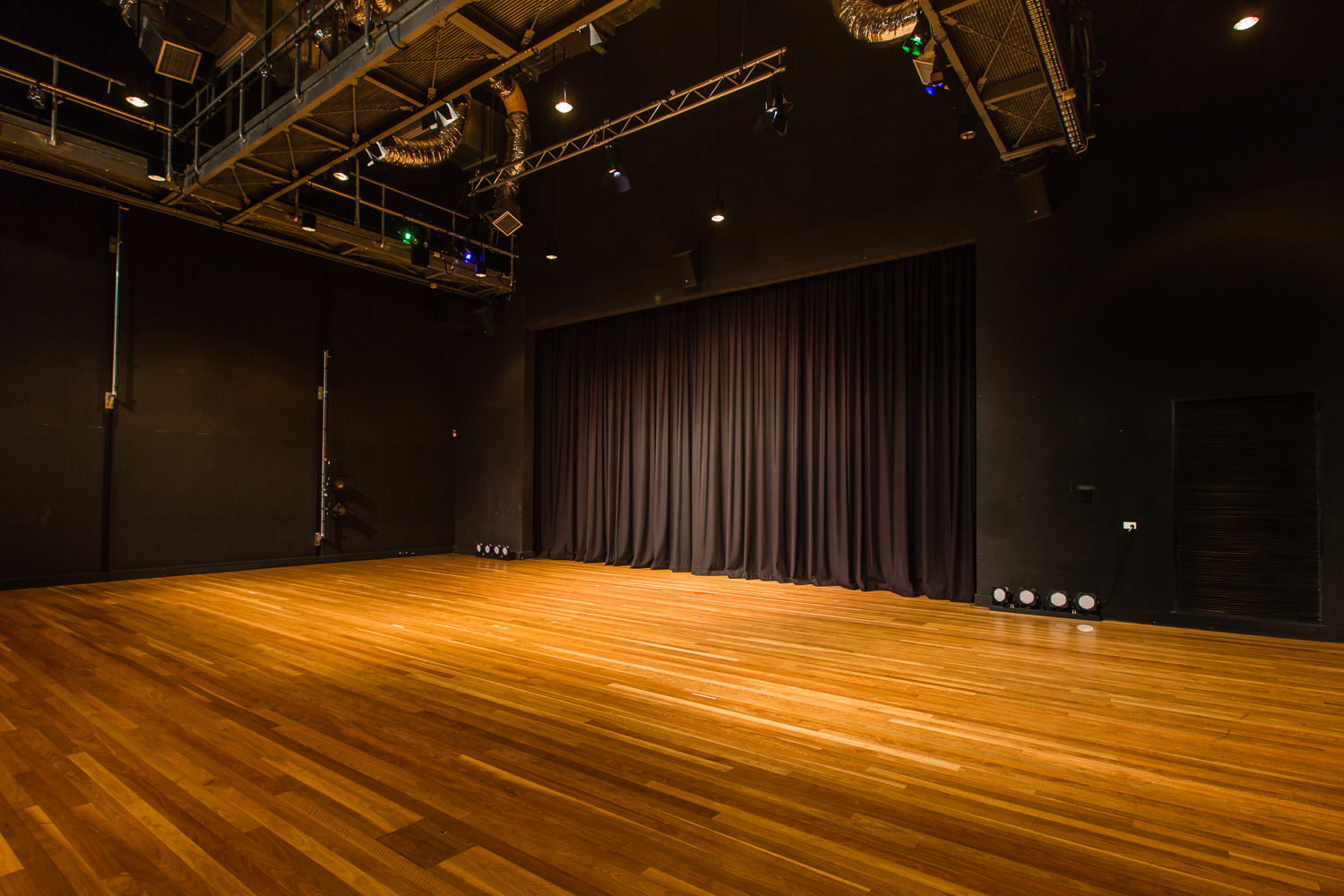 Campbelltown Arts Centre Performance Studio