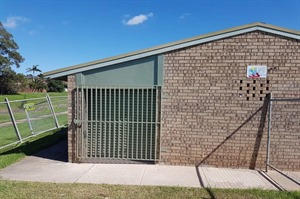 Raby Oval North New Roller Door and Grill