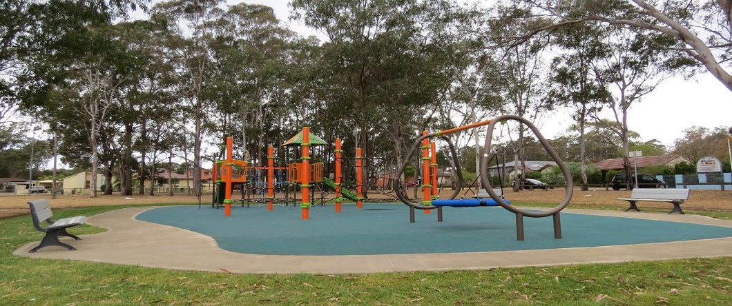 Macquarie Fields Park