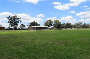 Waminda Oval facilities as at October 2019