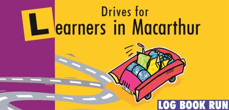 Log Book Run and Drives for Learners in Macarthur