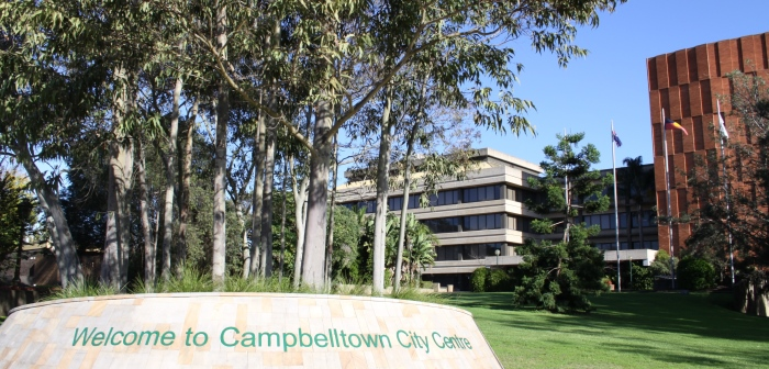 Campbelltown City Council Civic Centre
