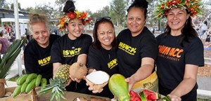 Enjoy some pacific island food at Feast Campbelltown