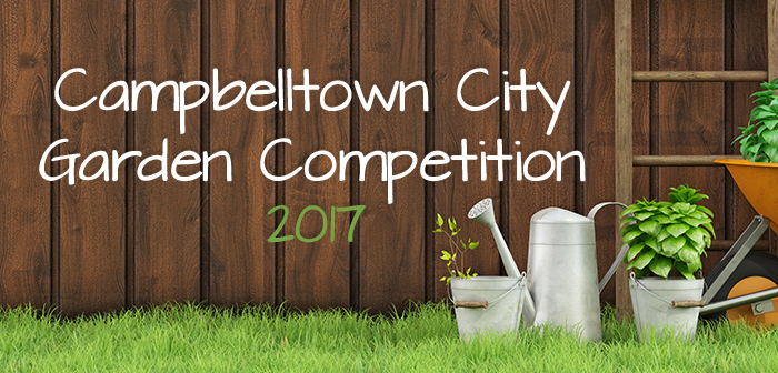 2017 Campbelltown City Garden Competition