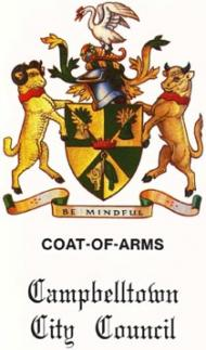 Image of Campbelltown City Council Coat-of-Arms logo