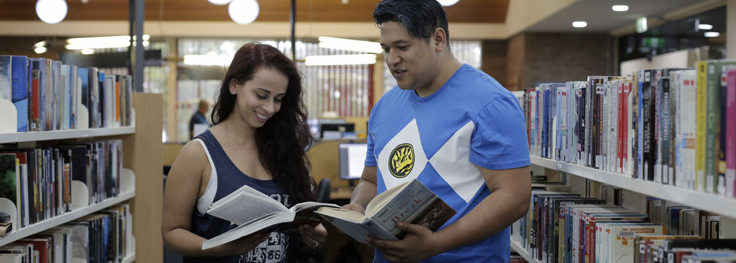 You'll find loads of books, CDs, DVDs, computers and study spaces at our Campbelltown City Libraries