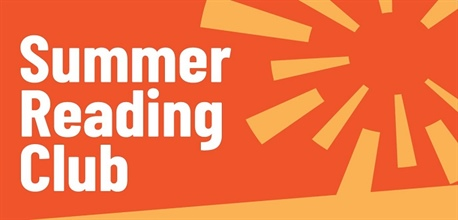 Summer Reading Club Banner