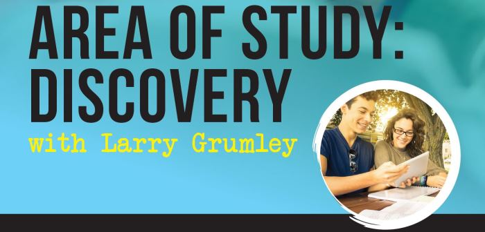 HSC Larry Grumley Area of Study