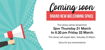 Library Foyer Closure