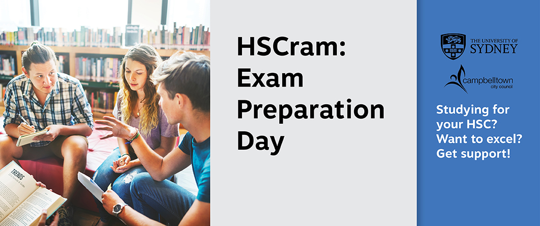 HSCram Exam Prep Day