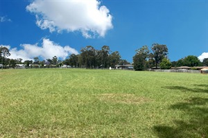 Caley Reserve - Macquarie Fields
