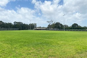 Bensley Road Reserve - Macquarie Fields