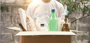 Free recyclables drop off day