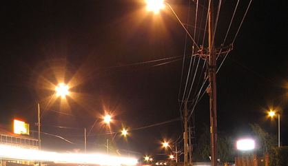 Faulty Streetlights Campbelltown City Council